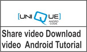 Download Video Code